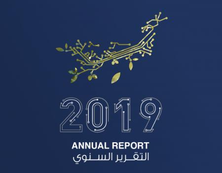 التقرير السنوي لسنة 2019